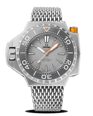 OMEGA Seamaster Ploprof 1200 M Co-Axial Master Chronometer 55 x
