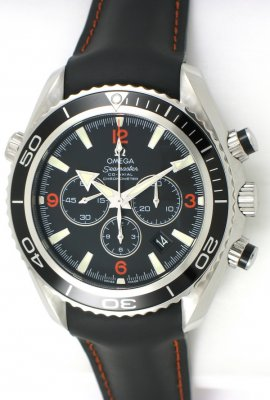 Omega Seamaster Planet Ocean Chronograph mens Watch 2910.51.82