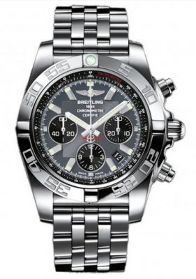 Replica Breitling Chronomat 44 Stainless Steel Watch