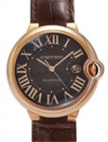 Cartier Ballon Bleu Automatic Rose Gold Replica Watch W6920037