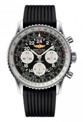Replica Breitling Navitimer Cosmonaute Stainless Steel Watch
