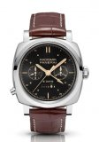 Panerai Luminor 1940 Chrono Monopulsante 8 Days GMT Oro Bianco P