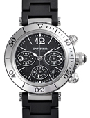 Cartier Pasha Seatimer Automatic Mens Replica Watch W31088U2