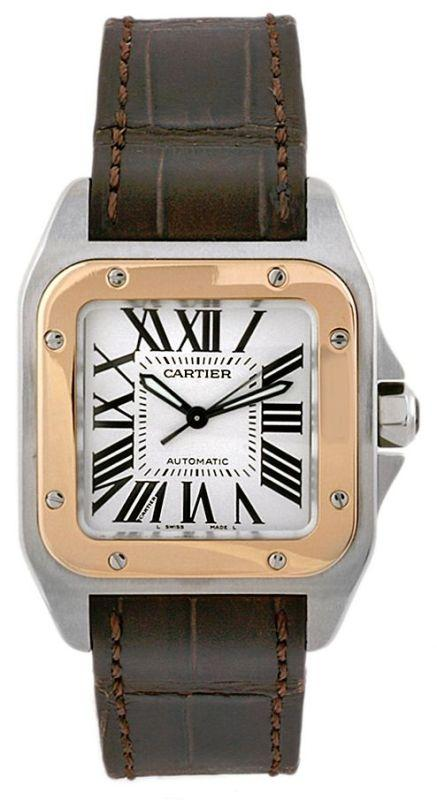 Cartier Santos 100 W20107X7 Watch