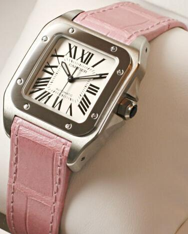 Cartier Santos 100 W20126X8 Watch