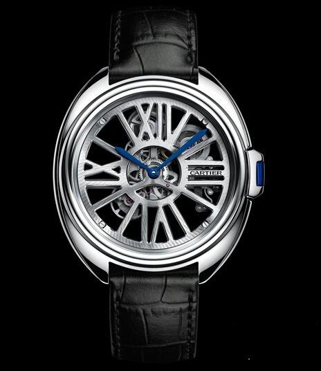 Clé de Cartier Squelette Automatique Watch