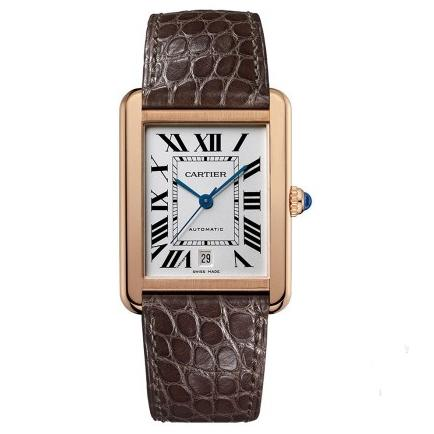 Cartier Tank Solo W5200026 Watch